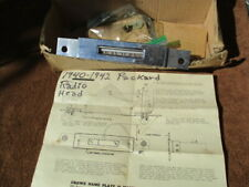1940-1942 Packard replacement radio head kit with mounting face plate