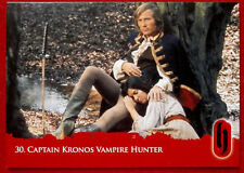 HAMMER HORROR - Series Two - Card #30 - Captain Kronos: Vampire Hunter