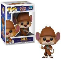 Basil – The Great Mouse Detective Pop! Vinyl Figure #774
