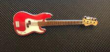 FENDER BASS GUITAR ENAMEL PIN BADGE LOVELY GIFT FOR MUSIC LOVERS (PB35)