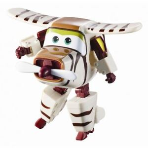 Super Wings Transforming Bello Character Jet Toy Kids