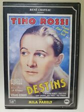 DVD  - DESTINS - TINO ROSSI   / DVD  RENE CHATEAU