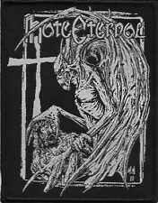 HATE ETERNAL-DEMON-WOVEN PATCH-death metal