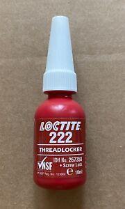 Loctite 222 Threadlocker, 10ml Henkel