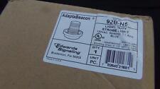 Edwards 92B-N5 Adaptabeacon Strobe Light (BLUE) - New in Box Never Installed !!!