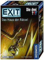 Kosmos 694043 - Exit - Das Spiel - Das Haus Der Rätsel - Die Drei??? Level: Ein