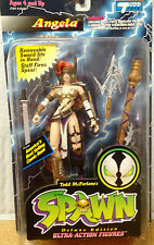 Spawn Angela Edition Deluxe Ultra Figurine Articulée Todd McFarlane Toys 1995
