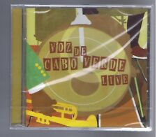 CAP VERT  VOZ DE CABOVERDE CD (NEUF) LIVE TEREZINHA