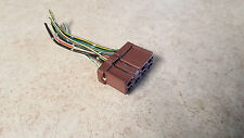 1990-1997 honda accord connector relay assy fuel pump main rz-0088 oem a3