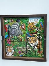ZIPPO MYSTERIES OF THE FORREST SET, 25TH ANNIVERSARY, LIMITED 12000
