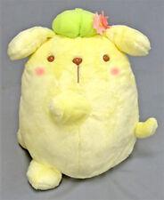 FuRyu Sanrio Pom Pom Purin Cherry Blossom Green Hat Big Plush 30cm AMU-PRZ7985