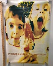 "VINTAGE MUSIC POSTER The Smashing Pumpkins ""Siamese Dream"" Classic Grunge"