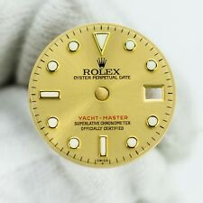 Gen Rolex Gold Two Tone Dial Ladies 26mm Yacht-Master 69623 Watch Face 169623