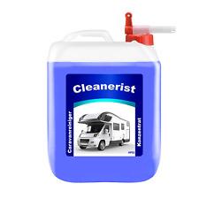 5 Liter Caravanreiniger Wohnwagenreiniger Wohnmobilreiniger + Auslaufhahn