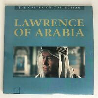 LAWEWNCE OF ARABIA - CRITERION COLLECTION - #78A LASERDISC (CC1197L)
