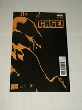 Marvel CAGE! #1 Joe Quesada Variant NM/M