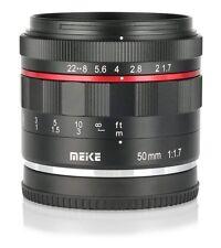Meike 50 mm F/1.7 manuelles Objektiv für Nikon Z Festbrennweite Portrait