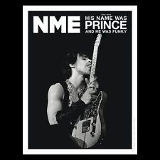 NME Magazine PRINCE TRIBUTE 1958 - 2016 NEW