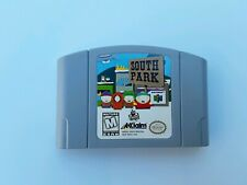 South Park Nintendo 64 Authentic Cartridge Official N64
