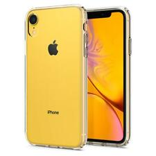 Clear Plastic Case For iPhone XR Hard Crystal Back Cover