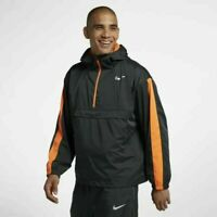 Grundens Superwatch  Anorak Pullover Jacket Commercial Orange