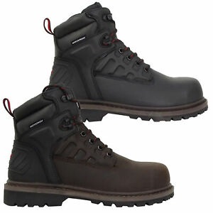 Mens Hoggs Of Fife Hercules Steel Toe/Midsole Safety Work Boots Sizes 7 to 13