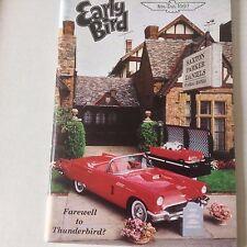 Early Bird Magazine Farewell To Thunderbird? November/December 1997 052617nonrh
