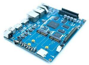 Banana Pi BPI-W2 with 2GB RAM 8GB eMMC Quad Core Realtek RTD1296