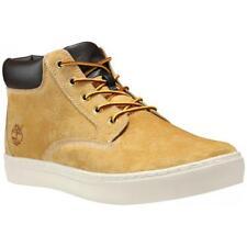 Timberland Dauset Chukka Herren Leder Schuhe Hi-Top Sneaker Boots