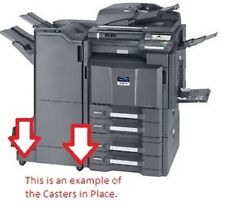 Kyocera Caster Kit - For Kyocera FS-C5100/5200/5300