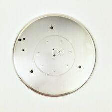 Vintage Philips 777 Turntable Part Metal Platter