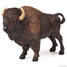 Q18) Papo (50119) Bisonte Búfalo CHICO Animales salvajes