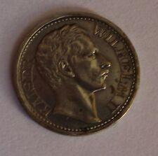 Medal Medaille zum Regierungsantritt Kaiser Wilhelm II. 15.06. 1888 (Ag) 17 mm