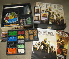 Dues board game + Egypt Expansion + Promo by Pearl Games