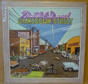 GRATEFUL DEAD Shakedown Street LP ARISTA 1978 ITAorig LOWELL GEORGE-JERRY GARCIA