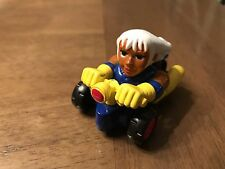 "Maisto 2003 Marvel Heavy Die Cast Car Buddies Storm X-Men toy Lighting 3"" (6)@"