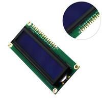 1602A 5V 16x2 HD44780 Zeichen LCD Displaymodul LCM Blue Blacklight NEU~