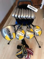 Full Set Of Nike & Taylormade Golf Clubs, Cost Over £1500