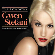 GWEN STEFANI of NO DOUBT  New Sealed 2017 COMPLETE HISTORY & BIOGRAPHY 2 CD SET