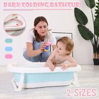 Baby Tub Children Folding Newborn Baby Infant Supplies Portable Bathtub