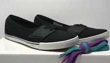 Puma Womens Size 10 EL Ace Balllet Black Sneakers Shoes New