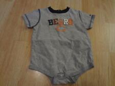 Infant/Baby Chicago Bears 24 Mo Creeper One-Piece (Grey) Reebok