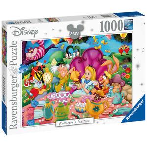 Ravensburger Jigsaw Puzzle 16737 Disney Alice In Wonderland 1000 Piece 50x70cm