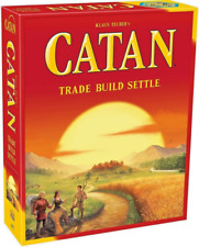Catan Board Game Settlers Of Catan 3-4 Players (2015 Edition) Family Party Game