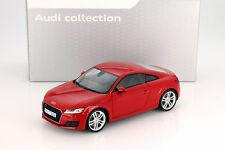 Audi TT Coupe Tango Red 1:18 Minichamps