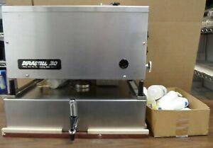 Durastill 8 GPD Automatic Water Distiller Model 30J + 4 Gallon Reserve Tank