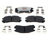 Disc Brake Pad Set-Element3 Hybrid Technology Front Raybestos EHT866H