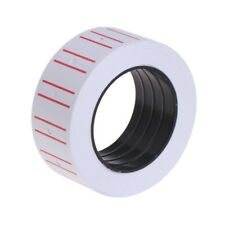 1 Roll (500 Labels) White Self Adhesive Price Label Tag Sticker Office Supplies