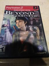 Beyond Good and Evil Ps2 Complete