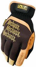 Mechanix Wear Gloves FastFit Leather Medium 911746